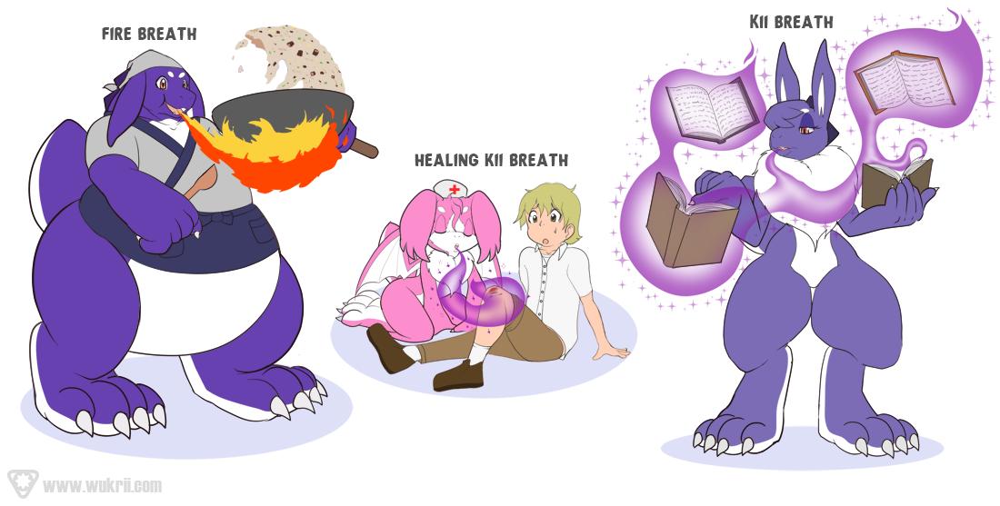 Breath Abilities