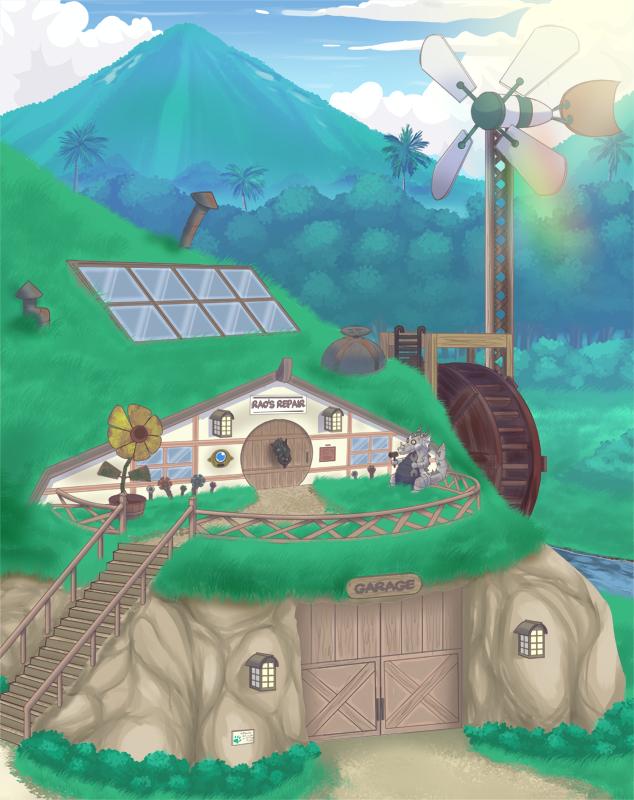 Rao's Drabbunny Dwelling